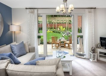 "Thumbnail 3 bed detached house for sale in ""Barwick"" at Robell Way, Storrington, Pulborough"