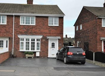 Thumbnail 3 bed end terrace house for sale in Haynes Road, Thorne, Doncaster
