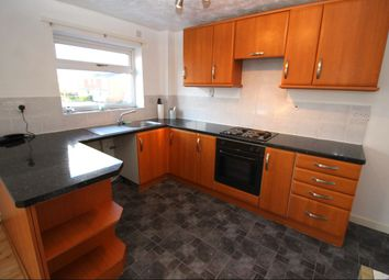 Thumbnail 2 bedroom flat to rent in Augusta Court, Wallsend