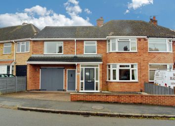 Thumbnail 4 bed semi-detached house for sale in Ingleby Road, Wigston