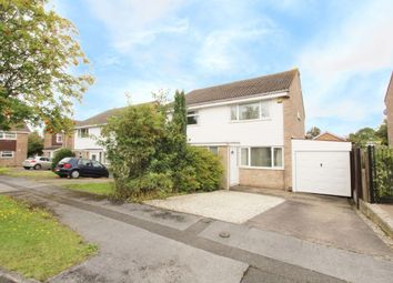 Thumbnail 2 bed semi-detached house for sale in Sloan Drive, Bramcote, Nottingham