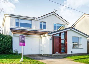 Thumbnail 4 bed detached house for sale in Hazel Tree Close, Radyr