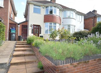 Thumbnail 3 bedroom property to rent in Durley Dean Road, Birmingham, West Midlands.