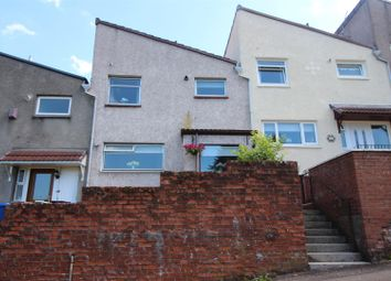 Thumbnail 3 bed terraced house for sale in Montrose Avenue, Port Glasgow