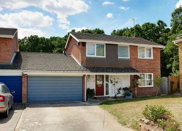 Lordswood, Silchester, Reading RG7. 4 bed link-detached house