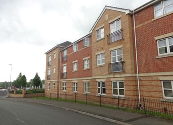 Thumbnail 2 bedroom flat for sale in Fosse Close, Braunstone Town