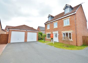 Thumbnail 5 bed detached house for sale in Kingswood, Penshaw Manor, Houghton-Le-Spring, Tyne & Wear.