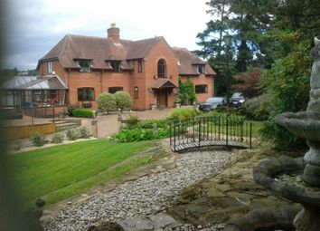 Thumbnail 6 bed detached house to rent in Pumphouse Lane, Barnt Green, Birmingham