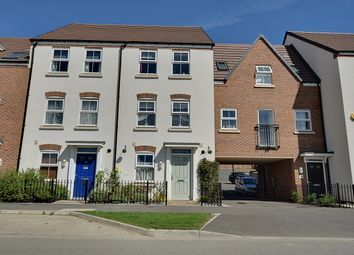 Thumbnail 4 bed town house for sale in Queen Elizabeth Road, Nuneaton, Warwickshire