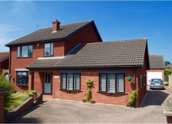 Thumbnail 4 bed detached house for sale in Doncaster Road, Doncaster