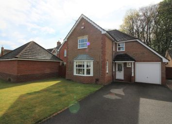 Thumbnail 4 bed property for sale in Bedburn Drive, Darlington