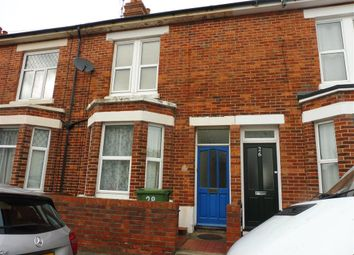 Thumbnail 3 bed property to rent in Oliver Road, Southsea