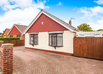 Thumbnail 4 bedroom detached bungalow for sale in Laburnum Road, Ormesby, Middlesbrough