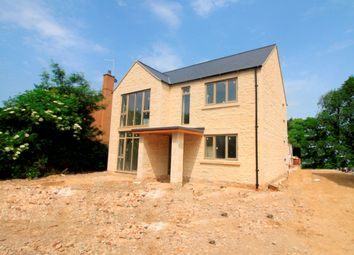Thumbnail 4 bedroom detached house for sale in Millfield Road, Market Deeping, Peterborough