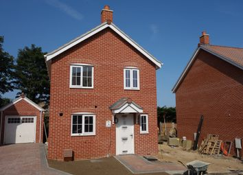 Thumbnail 3 bed detached house for sale in Walker Gardens, Wrentham, Beccles