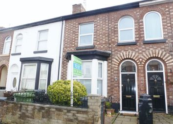 Thumbnail 2 bedroom terraced house to rent in York Road, Crosby, Liverpool