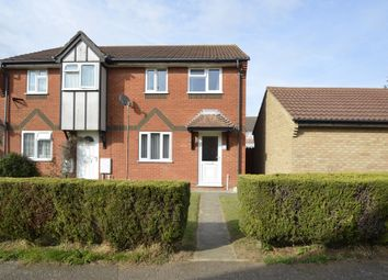 Thumbnail 3 bedroom semi-detached house for sale in Sudbourne Road, Felixstowe