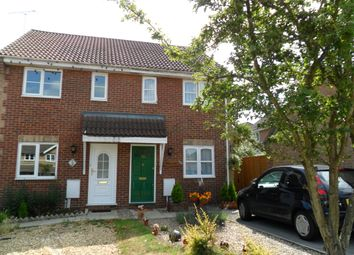 Thumbnail 2 bedroom semi-detached house to rent in Bassenthwaite Gardens, Bordon
