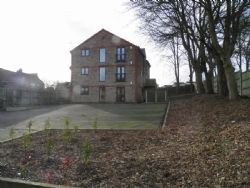Thumbnail 2 bed flat to rent in Old School Court, Heage, Belper