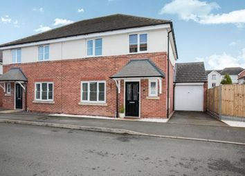 Thumbnail 4 bed semi-detached house for sale in Seashell Close, Allesley, Coventry, West Midlands