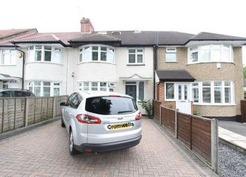 Thumbnail 4 bed terraced house for sale in Walton Avenue, North Cheam, Sutton