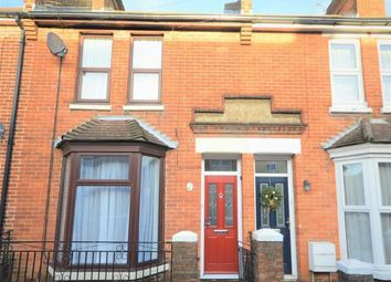 Thumbnail 3 bed terraced house to rent in Kent Avenue, Ashford, Kent