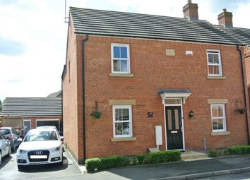 Thumbnail 4 bed detached house for sale in Great Northern Gardens, Bourne, Lincolnshire