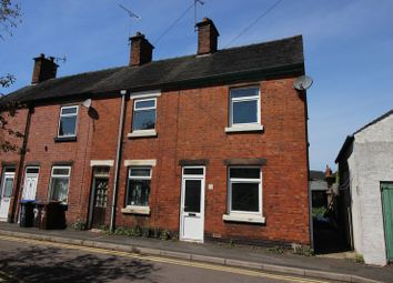 Thumbnail 2 bed terraced house for sale in Angle Street, Leek