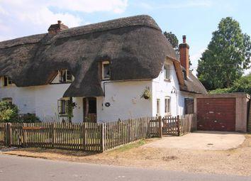 Thumbnail 3 bed cottage for sale in Hatchett Green, Hale, Fordingbridge