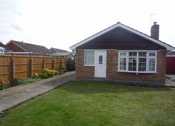 Thumbnail 2 bedroom detached bungalow to rent in Hunterswood Way, Dunnington, York