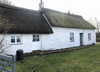 Thumbnail 2 bed cottage for sale in Nebo, Llanon