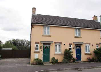 Thumbnail 2 bed end terrace house to rent in Longacres, Brackla, Bridgend.