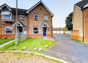 Thumbnail 3 bedroom end terrace house for sale in Nether Durford Close, Headington, Oxford, Oxon