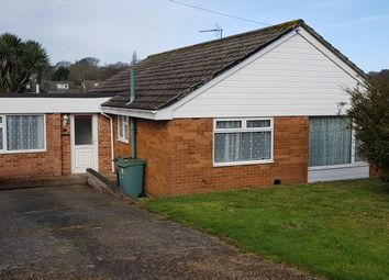Thumbnail 4 bed bungalow for sale in Parkway, Ryde