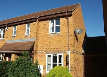 Thumbnail 2 bed semi-detached house to rent in Camlet Grove, Stantonbury Fields, Milton Keynes