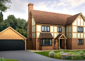 Thumbnail 4 bedroom detached house for sale in Limes Paddock, Dorrington