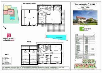 Thumbnail 6 bed property for sale in 01630, Sergy, Fr