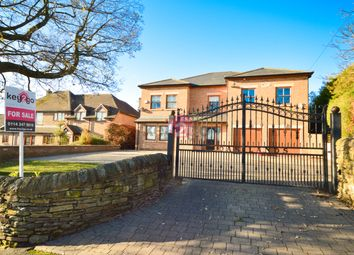 Thumbnail 6 bed detached house for sale in Main Road, Ridgeway, Sheffield