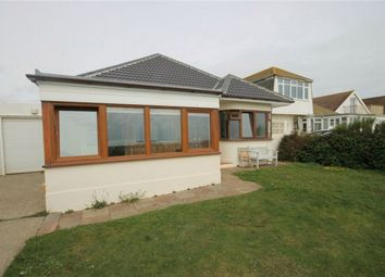 Thumbnail 3 bed detached bungalow to rent in The Esplanade, Telscombe Cliffs, Peacehaven, East Sussex