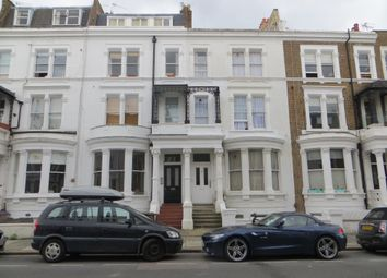 Thumbnail 1 bed flat to rent in Sinclair Road, Kensington