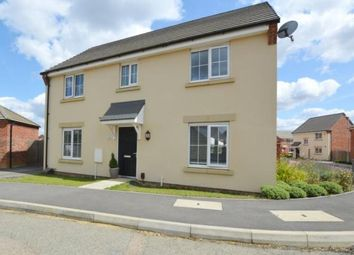 Thumbnail 4 bed detached house for sale in Downy Drive, Northampton, Northamptonshire