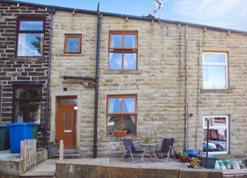 2 bed terraced house for sale in Piercy Terrace, Waterfoot, Rossendale BB4