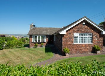 Thumbnail 5 bed detached bungalow for sale in Counting House Road, Disley, Stockport, Cheshire