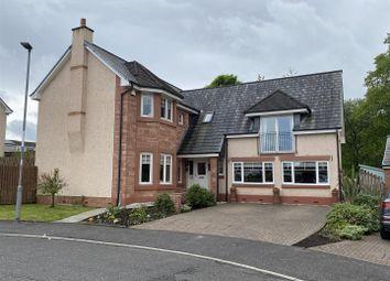 Thumbnail 5 bed detached house for sale in Deanbank Road, Drumpellier, Coatbridge