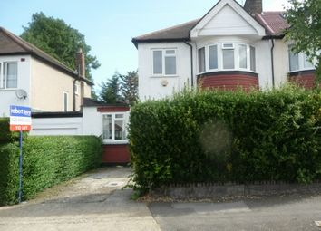 Thumbnail 4 bed semi-detached house to rent in Northumberland, North Harrow