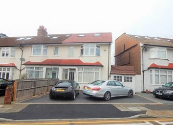 Thumbnail 5 bed semi-detached house to rent in North Gardens, Colliers Wood