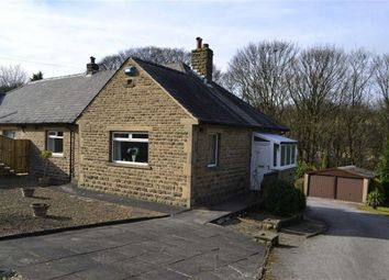 Thumbnail 2 bed semi-detached bungalow for sale in 159, Huddersfield Road, Meltham