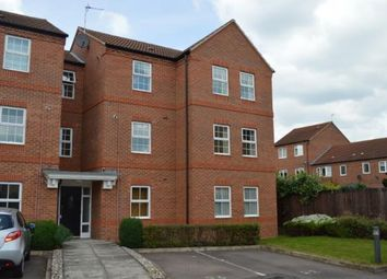 Thumbnail 2 bed flat for sale in Moir Close, Sileby, Loughborough, Leicestershire