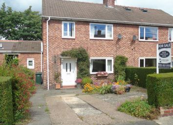 Thumbnail 3 bed semi-detached house for sale in Park Field, Ryton