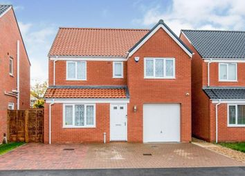 Thumbnail 4 bed detached house for sale in Beck Row, Bury St Edmunds, Suffolk